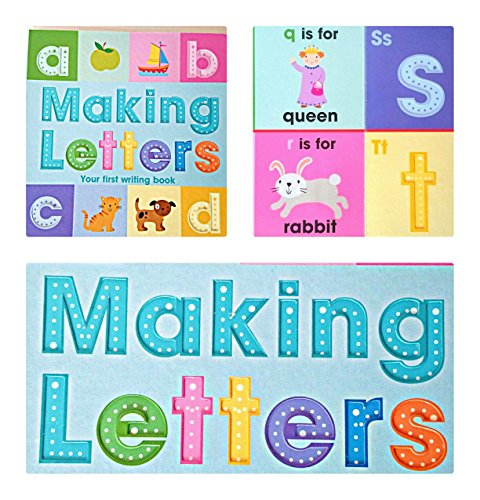 9781847507594: Set Of 2 - Making Letters & Making Numbers Books.