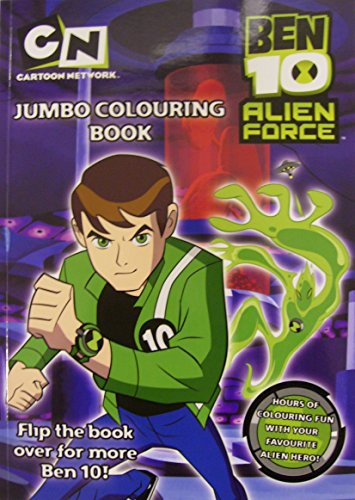 9781847507938: Ben 10 Jumbo Colouring Book
