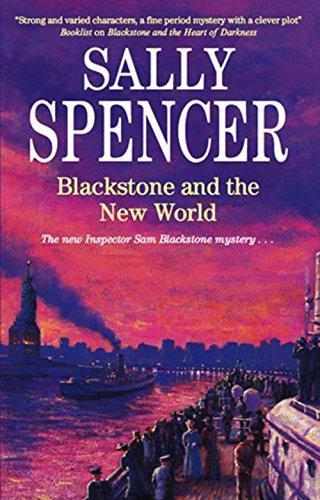 9781847511218: Blackstone and the New World (Inspector Sam Blackstone Mysteries)