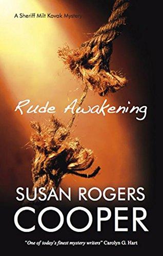 9781847511607: Rude Awakening (Sheriff Milt Kovak Mysteries (Hardcover))