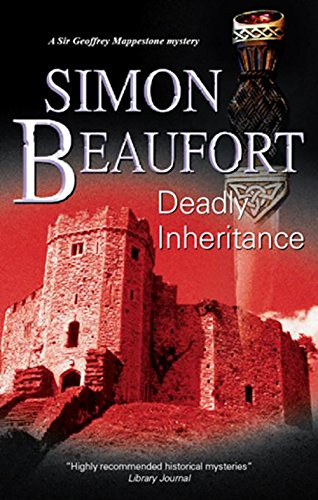 Deadly Inheritance (Sir Geoffrey Mappestone Mysteries) (1847512011) by Beaufort, Simon