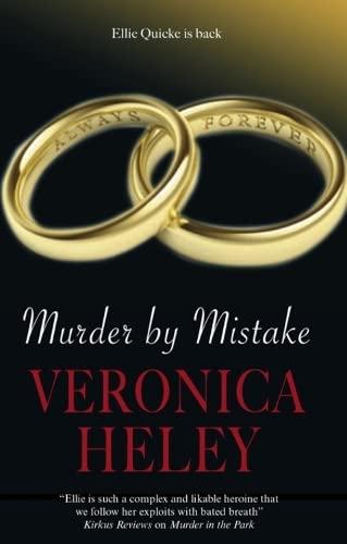 Murder by Mistake (Ellie Quicke Mysteries): Veronica Heley