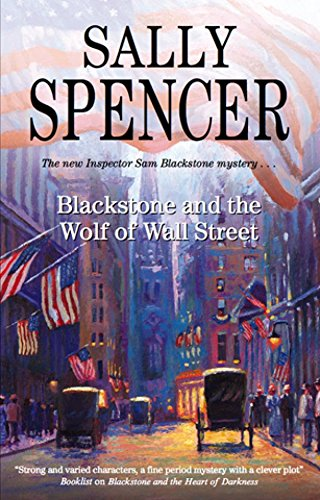 9781847512628: Blackstone and the Wolf of Wall Street (A Sam Blackstone Mystery)
