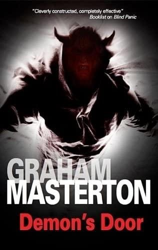 Demon's Door (A Jim Rook Horror Novel): Masterton, Graham