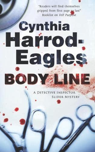9781847513014: Body Line (Bill Slider Mysteries)