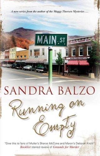 9781847513137: Running on Empty (A Main Street Murders Mystery)