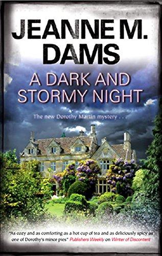 9781847513151: Dark and Stormy Night, A (A Dorothy Martin Mystery)