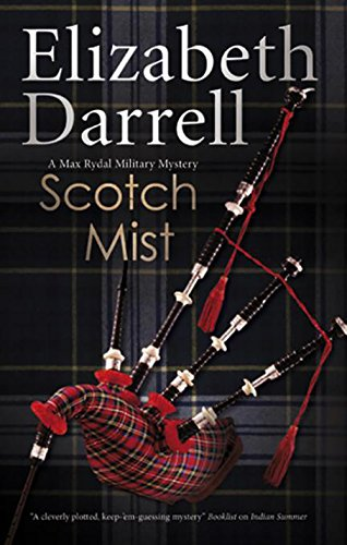 9781847513700: Scotch Mist (Max Rydal Mysteries)