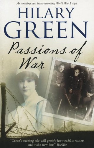 9781847514028: Passions of War (Leonora Trilogy)