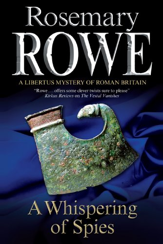 9781847514219: Whispering of Spies (A Libertus Mystery of Roman Britain)