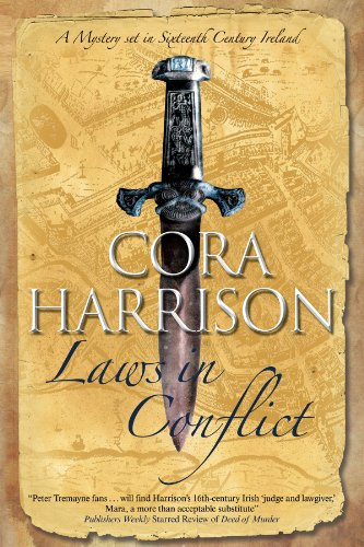 9781847514349: Laws in Conflict (A Burren Mystery)