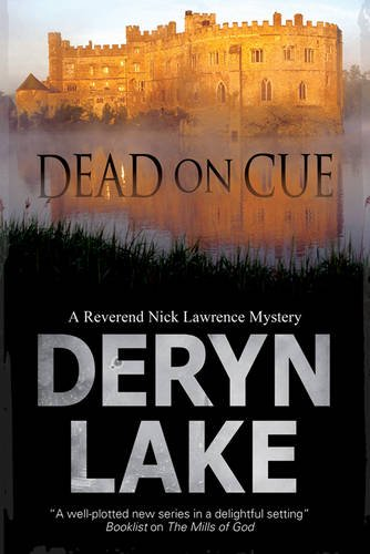 9781847514608: Dead on Cue (Reverend Nick Lawrence Mysteries)
