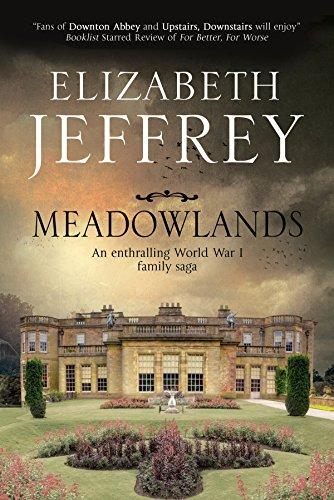 Meadowlands: A World War I family saga: Elizabeth Jeffrey
