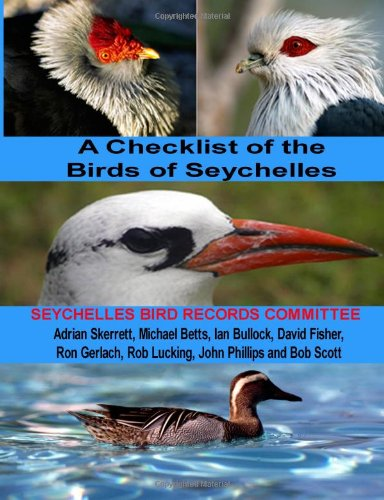9781847530745: A Checklist of the Birds of Seychelles