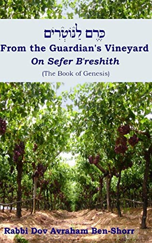 9781847532985: From The Guardian's Vineyard on Sefer B'reshith (the Book of Genesis)