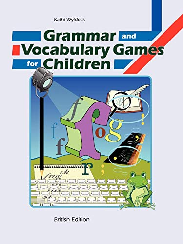 9781847535795: Grammar And Vocabulary Games For Children