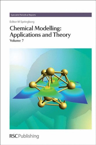 9781847550750: Chemical Modelling: Applications and Theory Volume 7 (Specialist Periodical Reports)