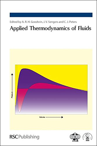 Applied Thermodynamics of Fluids: RSC: Goodwin, Anthony R.