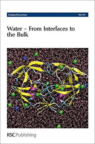 Water: From the Interfaces to the Bulk (Hardcover): Philip Earis