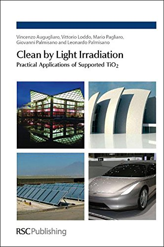 9781847558701: Clean by Light Irradiation: Practical Applications of Supported TiO2