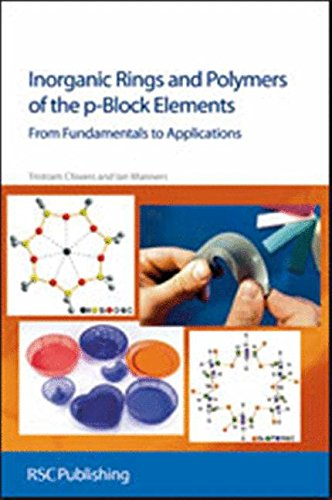 Inorganic Rings And Polymers Of The P Block Elements From Fundamentals To Applications