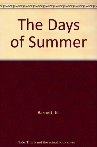 9781847560261: The Days of Summer