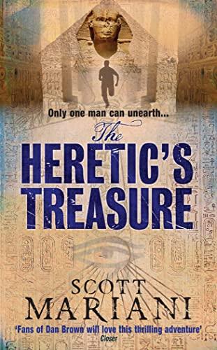 9781847560827: The Heretic's Treasure: Book 4 (Ben Hope)