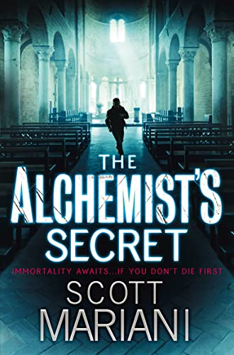 The Alchemist's Secret (Ben Hope)