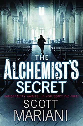 9781847563408: The Alchemist's Secret (Ben Hope)