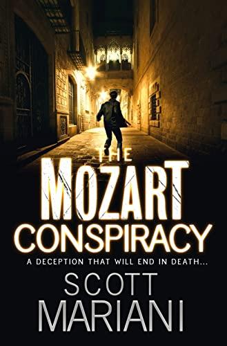 9781847563415: The Mozart Conspiracy (Ben Hope)