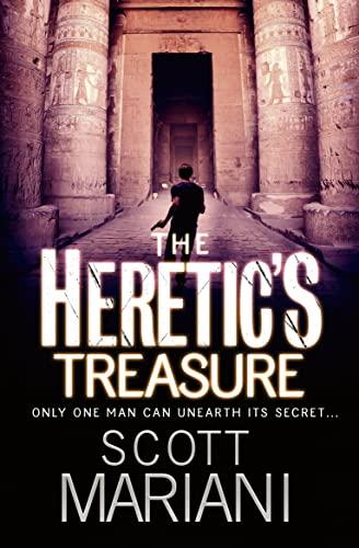 9781847563439: The Heretic's Treasure (Ben Hope)