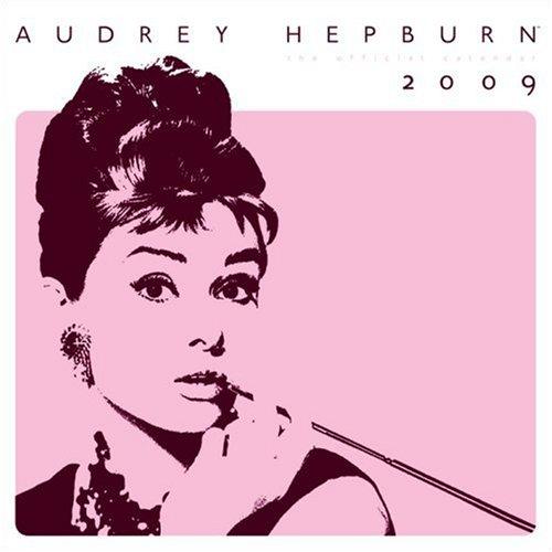9781847571236: Audrey Hepburn 2009 Wall Calendar
