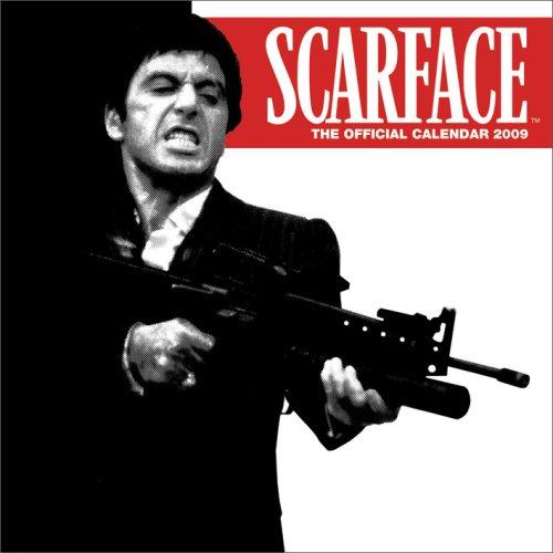 9781847571243: Scarface Square Calendar 2009