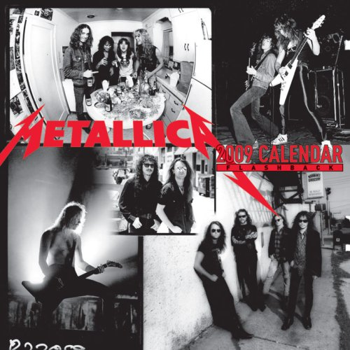 9781847572172: Metallica Square Calendar 2009