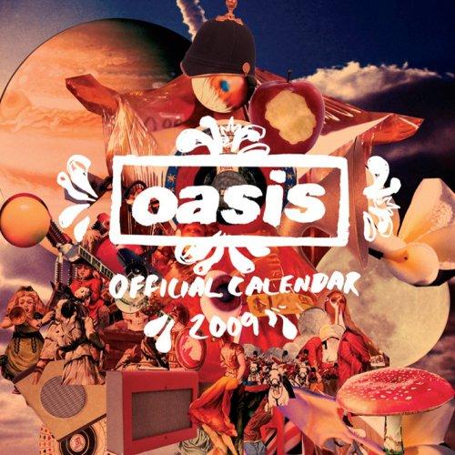 9781847572189: Official Oasis SQ Calendar 2009
