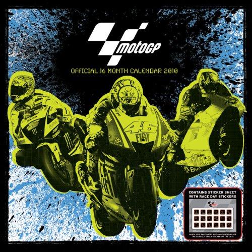9781847572417: Moto GP 2010 Wall