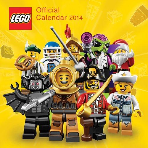 9781847574619: Lego Official 2014 Calendar (Square) (Calendar 2014)