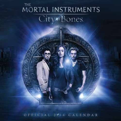 9781847574862: Calendar 2014 - Calendar 2014 The Mortal Instruments City Of Bones