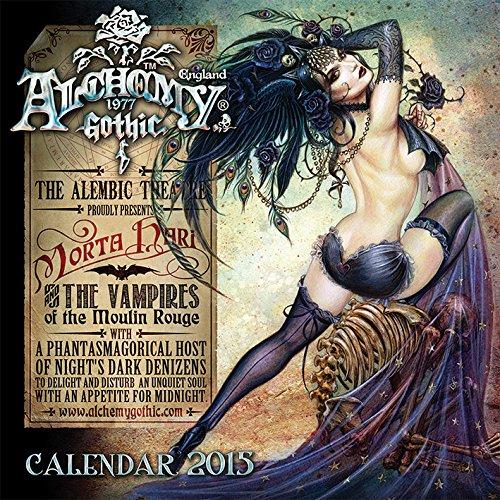 9781847575432: Alchemy 2015 Square Calendar 30x30cm