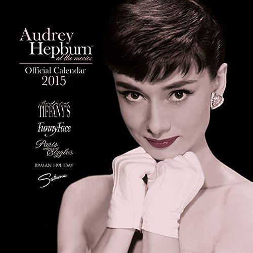 9781847575456: Audrey Hepburn 2015 Square Calendar 30x30cm