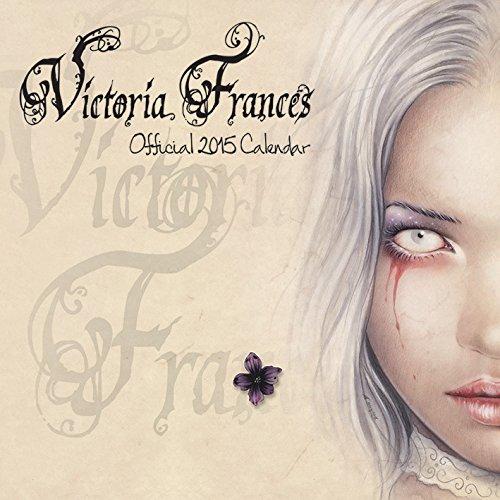 9781847575807: FRANCES VICTORIA W CALENDAR 2015 (Square)