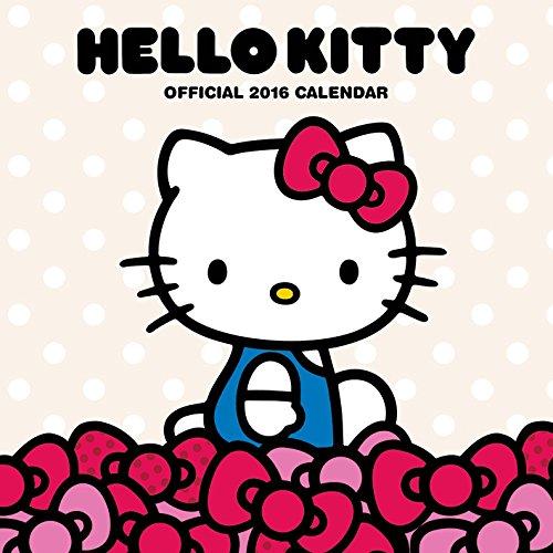 9781847576842: Hello Kitty 2016 Square Calendar 30x30cm