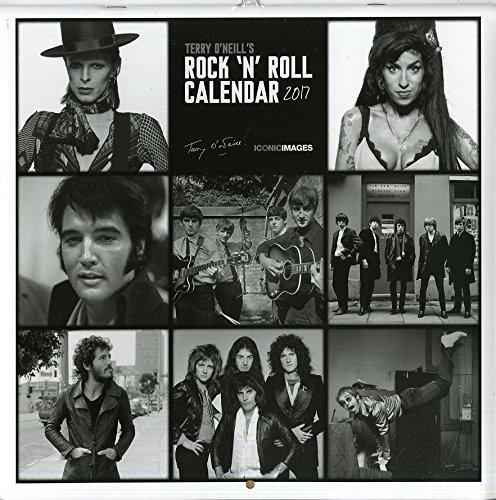 9781847577092: Iconic Images Calendar 2017 Square