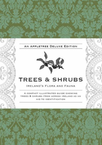 Trees and Shrubs (Ireland's Flora and Fauna Series) - Jackson, Peter Wyse