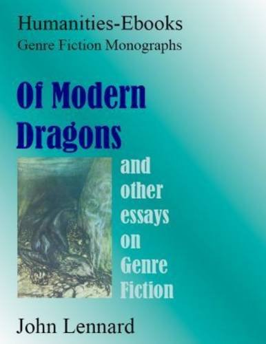 9781847600387: Of Modern Dragons and Other Essays on Genre Fiction