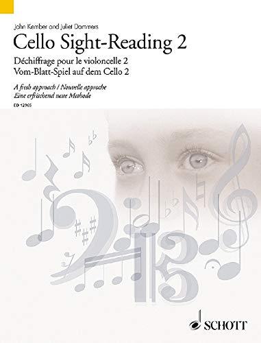 Cello Sight-Reading 2 (The Sight-Reading Series) (Pt.: John Kember; Juliet