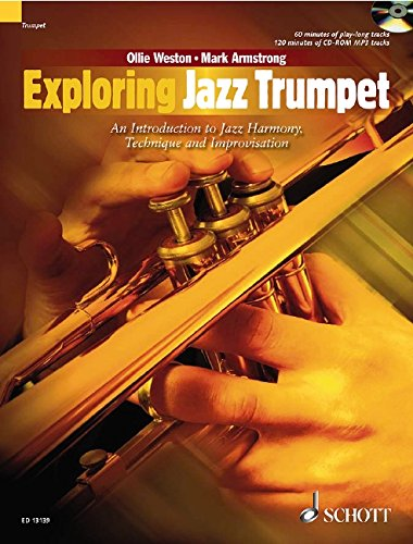 Exploring Jazz Trumpet: An Introduction to Jazz: Weston, Ollie