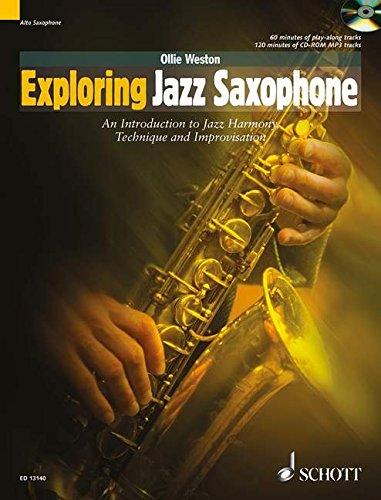 Exploring Jazz Saxophone: An Introduction to Jazz: Ollie Weston