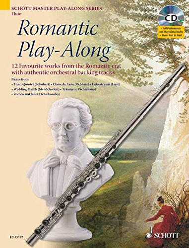 9781847611031: Romantic Play-Along: For Flute