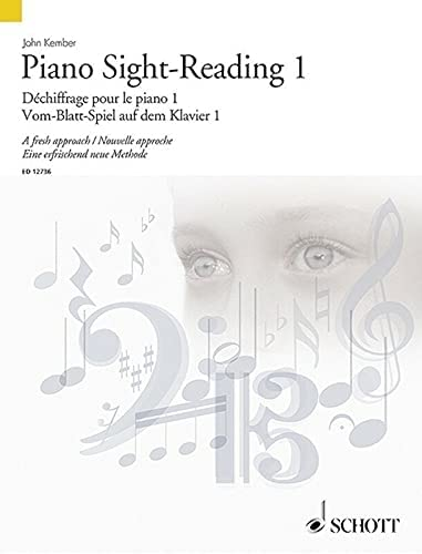 9781847611321: John Kember - Piano Sight-Reading - Volume 1: A Fresh Approach (The Sight-Reading Series)